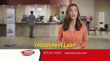 Speedy Cash Installment Loan TV Spot, 'More Cash' - Thumbnail 3