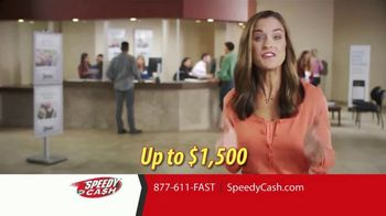Speedy Cash Installment Loan TV Spot, 'More Cash'
