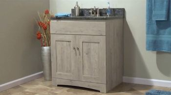 Menards Menard Days Sale TV Spot, 'Bathrooms: Vanities and Faucets' - Thumbnail 3