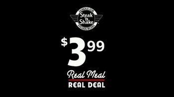 Steak 'n Shake Real Meal Real Deal TV Spot, 'Under Four Bucks' - Thumbnail 2