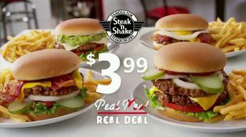 Steak 'n Shake Real Meal Real Deal TV Spot, 'Under Four Bucks' - Thumbnail 8
