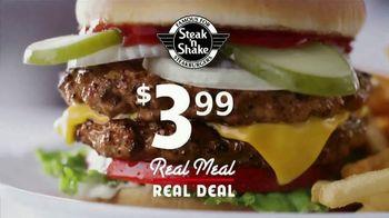 Steak 'n Shake Real Meal Real Deal TV Spot, 'Under Four Bucks' - Thumbnail 9