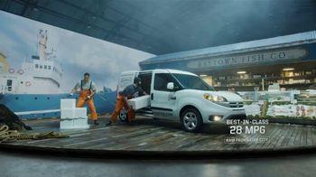 Ram Commercial Van Season TV Spot, 'Time: Opportunity' [T2] - Thumbnail 1