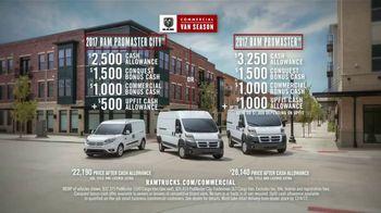 Ram Commercial Van Season TV Spot, 'Time: Opportunity' [T2] - Thumbnail 7