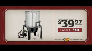 Bass Pro Shops Kick-Off Sale TV Spot, 'Santa's Wonderland: Turkey Fryer' - Thumbnail 8