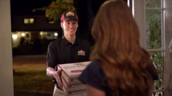 Papa John's Pan Pizza TV Spot, 'Delivery for the Game' - 5 commercial airings