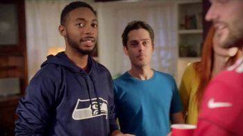 Papa John's Pan Pizza TV Spot, 'Delivery for the Game'