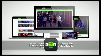 Global Wrestling Network App TV Spot, 'Ad-Free Access' - 39 commercial airings