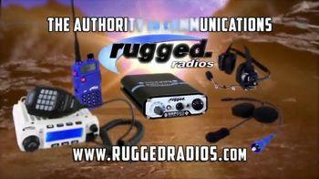 Rugged Radios TV Spot, 'Work, Race, Play' - Thumbnail 9