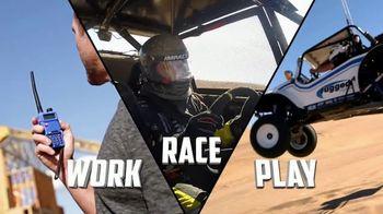 Rugged Radios TV Spot, 'Work, Race, Play' - Thumbnail 2
