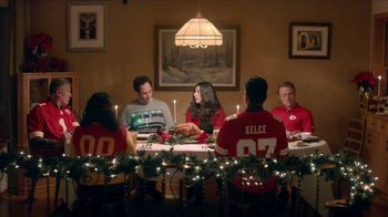 NFL Shop TV Spot, 'Christmas Dinner' - Thumbnail 9
