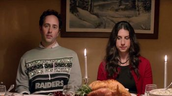 NFL Shop TV Spot, 'Christmas Dinner' - Thumbnail 3