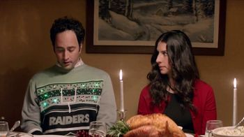 NFL Shop TV Spot, 'Christmas Dinner' - 968 commercial airings