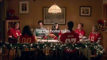 NFL Shop TV Spot, 'Christmas Dinner' - Thumbnail 5