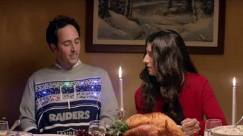 NFL Shop TV Spot, 'Christmas Dinner' - Thumbnail 6