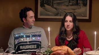 NFL Shop TV Spot, 'Christmas Dinner' - Thumbnail 7