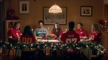 NFL Shop TV Spot, 'Christmas Dinner' - Thumbnail 8