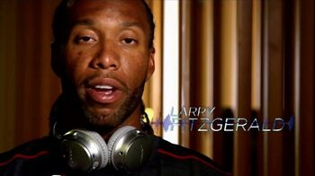 Bose TV Spot, 'Preparation' Featuring Larry Fitzgerald - Thumbnail 3
