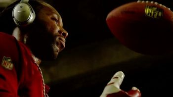 Bose TV Spot, 'Preparation' Featuring Larry Fitzgerald - 3 commercial airings