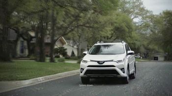 2017 Toyota RAV4 TV Spot, 'Safe Neighborhood' - Thumbnail 1