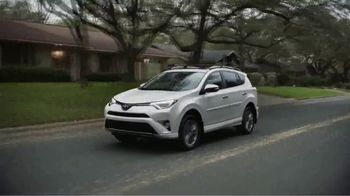 2017 Toyota RAV4 TV Spot, 'Safe Neighborhood' - Thumbnail 6