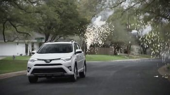 2017 Toyota RAV4 TV Spot, 'Safe Neighborhood' - Thumbnail 4