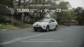 2017 Toyota RAV4 TV Spot, 'Safe Neighborhood' - Thumbnail 5
