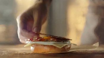 Panera Bread Bacon, Egg and Cheese on Brioche TV Spot, 'Microwaved'