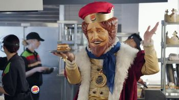 Burger King Chicken Cordon Bleu TV Spot, 'Introduction'