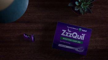 Vicks ZzzQuil TV Spot, 'Quédate dormido rápido' [Spanish]