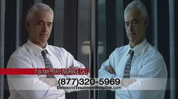 The Detox and Treatment Helpline TV Spot, 'Change Your Life'