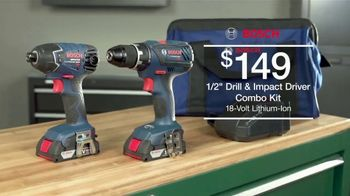 Menard Days Sale TV Spot, 'Insulation and Drills' - Thumbnail 5