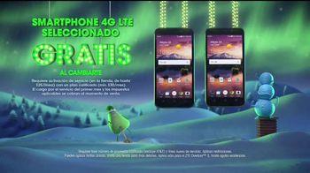 Cricket Wireless Unlimited 2 Plan TV Spot, 'Magia de las fiestas' [Spanish] - Thumbnail 5