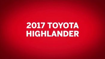 2017 Toyota Highlander TV Spot, 'Can't Put a Price on Safety' [T1] - Thumbnail 7