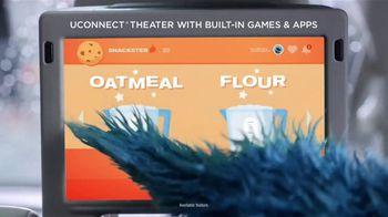 Chrysler Black Friday Sales Event TV Spot, 'Sesame Street: Smart Cookie' [T2] - Thumbnail 4