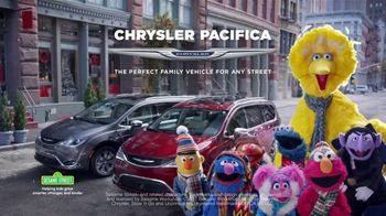 Chrysler Black Friday Sales Event TV Spot, 'Sesame Street: Smart Cookie' [T2] - 1592 commercial airings