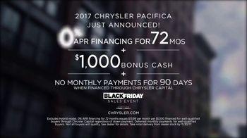 Chrysler Black Friday Sales Event TV Spot, 'Sesame Street: Smart Cookie' [T2] - Thumbnail 9