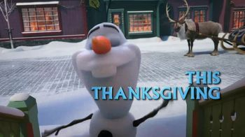 Olaf's Frozen Adventure - 103 commercial airings