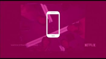 T-Mobile ONE Family Plan TV Spot, 'Netflix Included' Song by Landis - Thumbnail 5