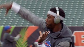 Bose TV Spot, 'Dialed In: Malcolm Butler' - Thumbnail 4