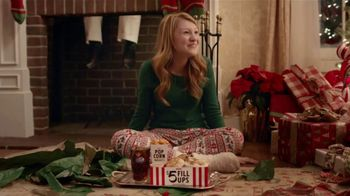 KFC $5 Fill Ups TV Spot, 'Gifts' Featuring Norm Macdonald - Thumbnail 6