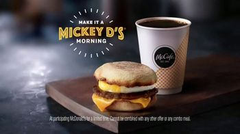 McDonald's Breakfast TV Spot, 'You Can Do Anything: Meditate' - Thumbnail 5