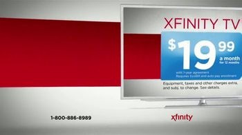 XFINITY TV TV Spot, 'XFINITY On Demand Included' - Thumbnail 1