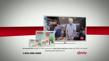 XFINITY TV TV Spot, 'XFINITY On Demand Included' - Thumbnail 4
