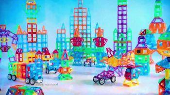 Cra-Z-Art MagCreator TV Spot, 'The Amazing 3-D Magnetic Construction Set'
