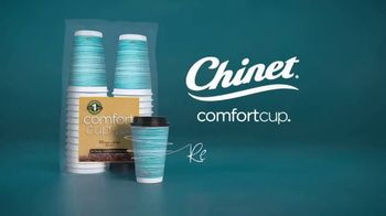Chinet Comfort Cup TV Spot, 'On the Go' - Thumbnail 10