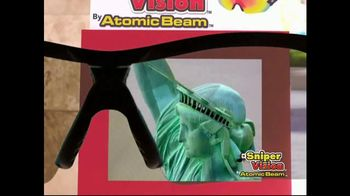 Atomic Beam Sniper Vision TV Spot, 'Sharp Clarity' Featuring Hunter Ellis - Thumbnail 4