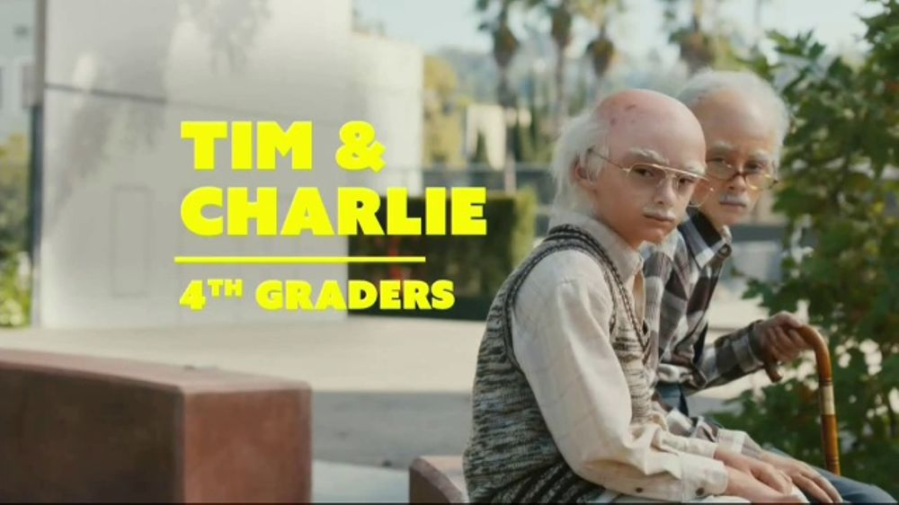 GoGurt TV Commercial, 'Star Wars: Soccer Ball With Tim and Charlie'