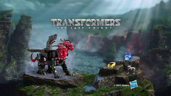 Transformers: The Last Knight Mega Turbo Changer Dragonstorm TV Spot, 'Bot' - Thumbnail 10