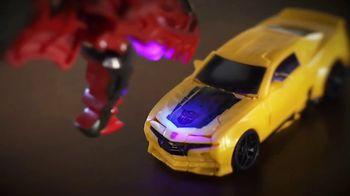 Transformers: The Last Knight Mega Turbo Changer Dragonstorm TV Spot, 'Bot' - Thumbnail 8
